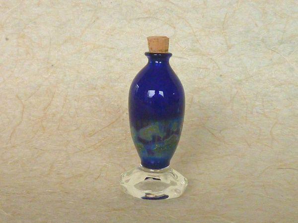 スナッフ ボトル(銀溶融)
