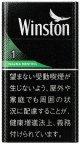 ウィンストン・イナズマメンソール・ワン・100's・ボックス(日本/タール1mgニコチン0.1mg)カートン(10個)単位で取り寄せ商品